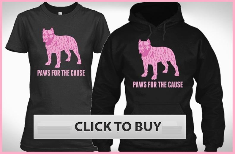 pitbull paws