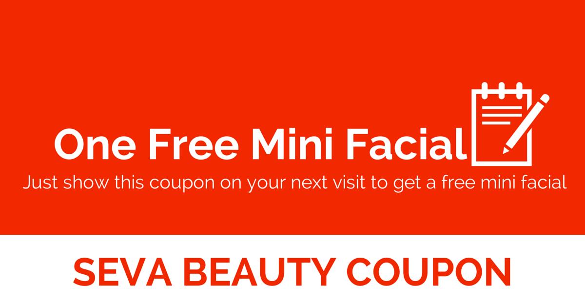 Free Mini Facial